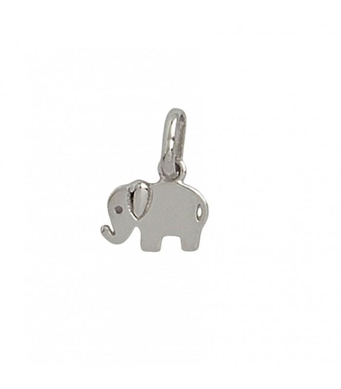 Charm Elefante Plata 925