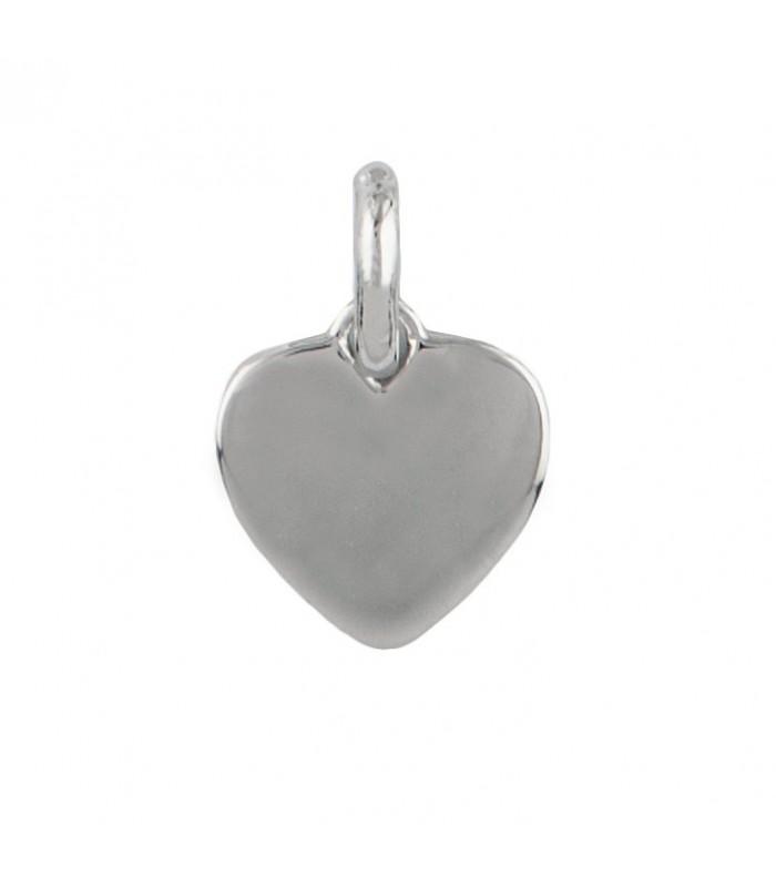 Charm Corazón Plata 925