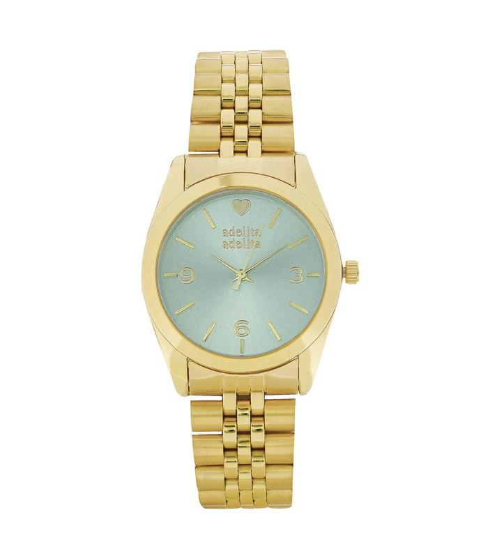 Reloj Say Yes Dorado Menta