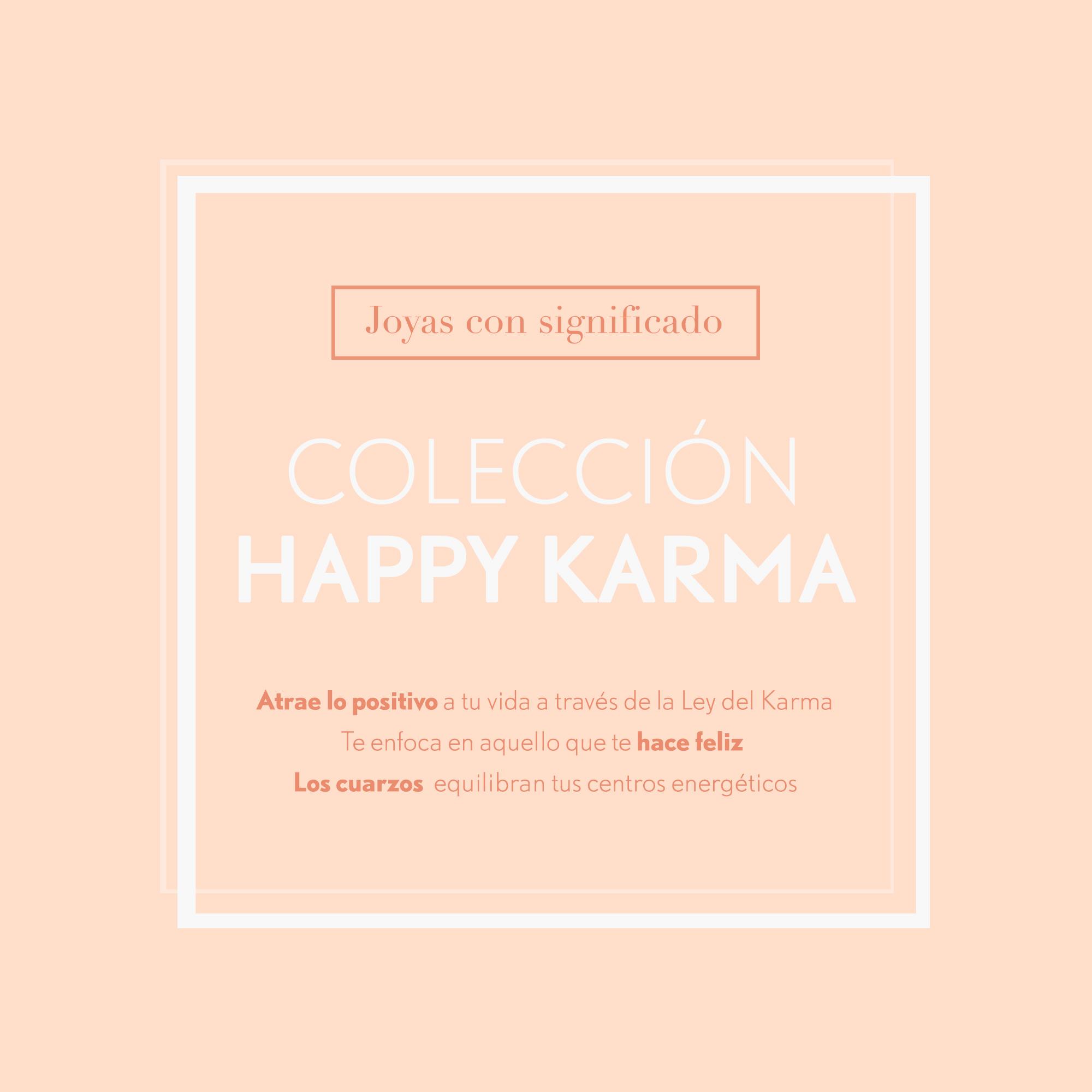 Claves Colección Happy Karma