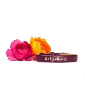 Pulsera Cuero Rebel Holy Chic