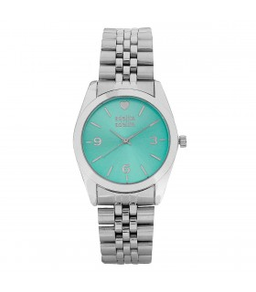 Reloj Say Yes Plata Menta