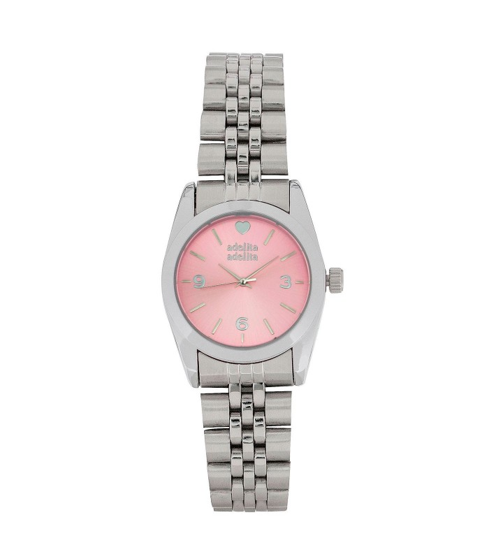 Relojes Reloj Be Happy Plata Rosa