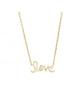 Colgante Love Oro