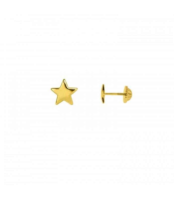 d4e7b3f54960 Pendientes de oro estrellas – Anillo diamante