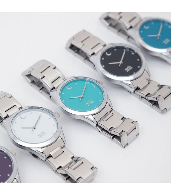 Relojes Reloj Star Plata Blanco