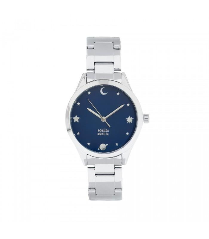 Relojes Reloj Astrology Plata Navy