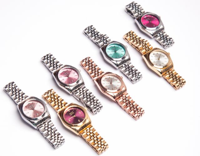 Nueva colección de mini relojes