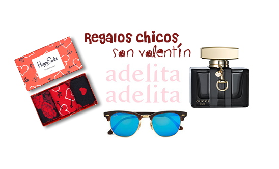TOP 10 regalos de San Valentín para chicos