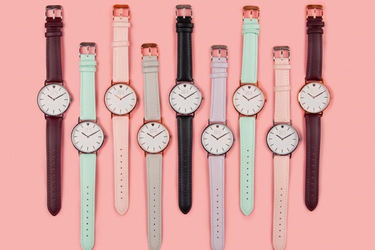 """Nueva colección de relojes """"Pastel Dream"""""""