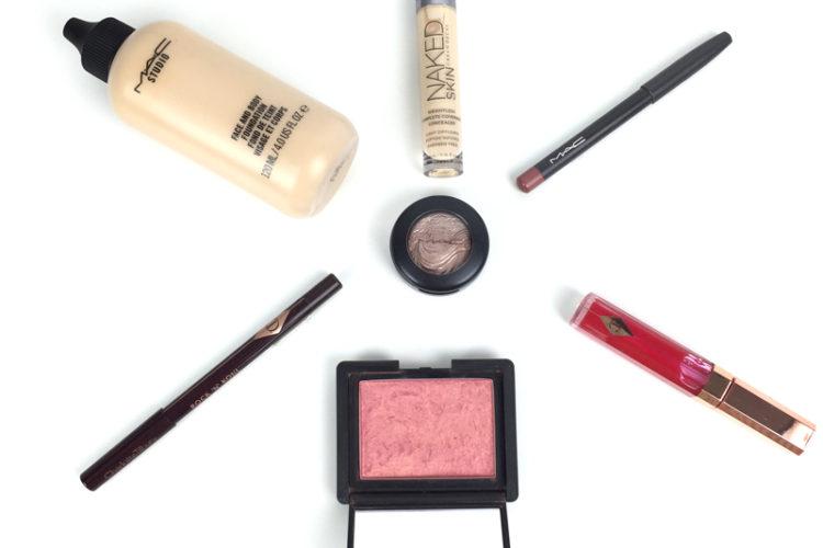 Mis 8 imprescindibles de maquillaje