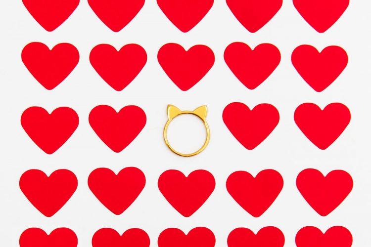 Joyas con amor para San Valentín